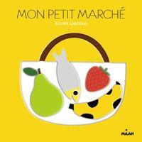 Cover of «Mon petit marché»