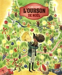 Cover of « L'ourson de Noël »