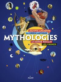 Couverture « Mythologies »