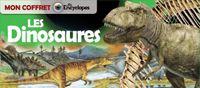 Couverture «Mon coffret – Les dinosaures»