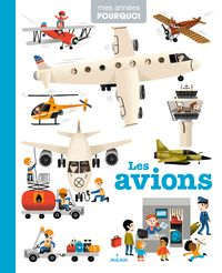 Cover of « Les avions »