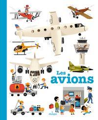 Couverture «Les avions»