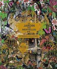 Couverture «Le jardin des merveilles»