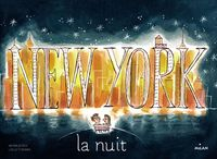 Cover of « New York la nuit »
