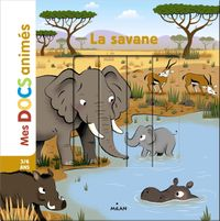 Cover of « La savane »