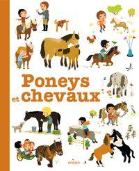 Couverture «Poneys et chevaux»