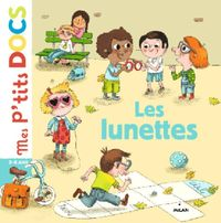Cover of « Les lunettes »