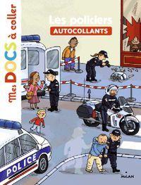 Couverture «Les policiers»