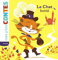 Cover of « Le chat botté »