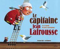 Couverture «Le capitaine Jean Lafrousse»
