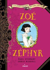 Couverture «Zoé Zéphyr»