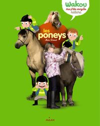 Cover of « Les poneys »
