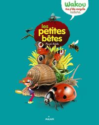 Cover of «Les petites bêtes»