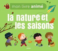 Couverture «La nature et les saisons»