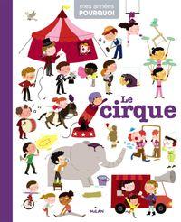 Cover of «Le cirque»