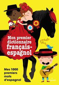 Couverture «Mon imagerie français-espagnol»