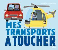 Couverture «Mes transports à toucher»