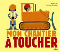 Cover of « Mon chantier à toucher »
