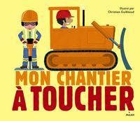 Cover of «Mon chantier à toucher»