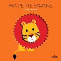 Cover of «Ma petite savane»
