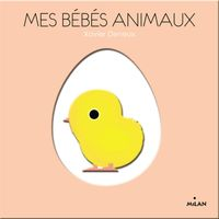 Cover of « Mes bébés animaux »