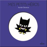 Couverture «Mes petits héros»