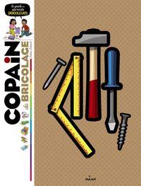 Cover of «Copain du bricolage»