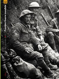 Couverture «La première guerre mondiale»