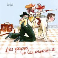 Couverture «Les papas et les mamans»