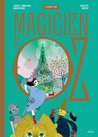 Cover of « Le magicien d'Oz »