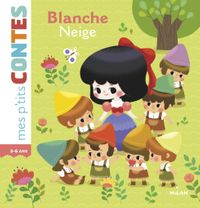 Cover of « Blanche-Neige »