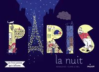 Cover of « Paris la nuit »