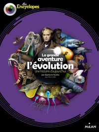 Couverture «La grande aventure de l'évolution»