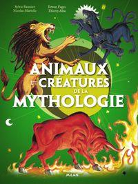 Couverture «Animaux et créatures de la mythologie»