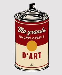 Couverture « Ma grande encyclopédie d'art »