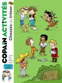 Cover of «Copain – Chasses au trésor»