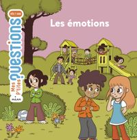 Cover of «Les émotions»