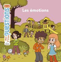 Couverture «Les émotions»