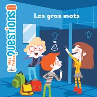 Cover of « Les gros mots »