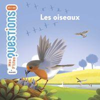 Cover of «Les oiseaux»