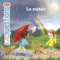 Couverture «La météo»