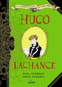 Couverture « Hugo Lachance »