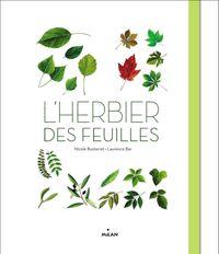Couverture «L'herbier des feuilles»