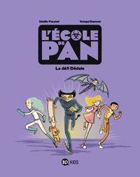 Cover of «Le défi Dédale»