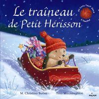 Couverture «Le traîneau de Petit Hérisson (tout-carton)»