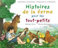 Couverture «Histoires de la ferme pour les tout-petits»