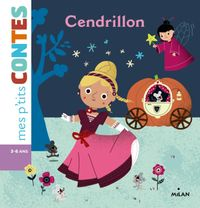 Cover of « Cendrillon »