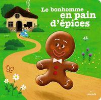 Couverture «Le petit bonhomme de pain d'épices»