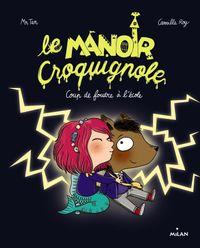 Cover of «Coup de foudre à l'école»