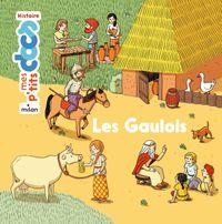 Couverture «Les Gaulois»